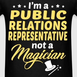 Public Relations Representative - Men's T-Shirt