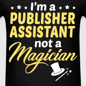 Publisher Assistant - Men's T-Shirt