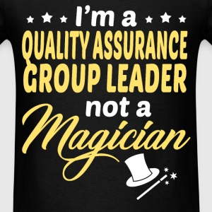 Quality Assurance Group Leader - Men's T-Shirt