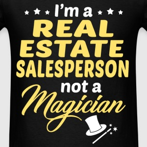 Real Estate Salesperson - Men's T-Shirt