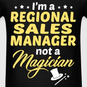 Regional Sales Manager - Men's T-Shirt