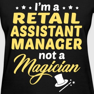 Retail Assistant Manager - Women's T-Shirt