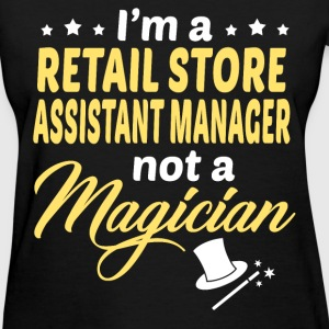 Retail Store Assistant Manager - Women's T-Shirt