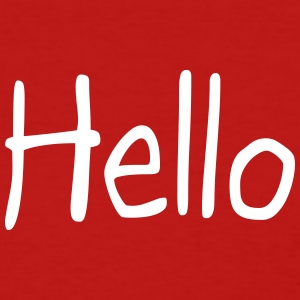Hello T-Shirts - Women's T-Shirt