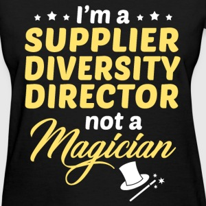Supplier Diversity Director - Women's T-Shirt