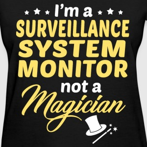 Surveillance System Monitor - Women's T-Shirt