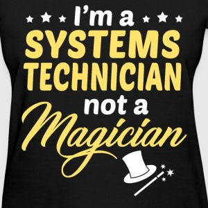 Systems Technician - Women's T-Shirt