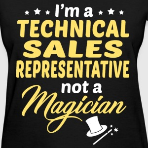 Technical Sales Representative - Women's T-Shirt
