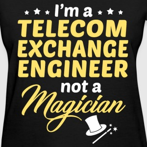 Telecom Exchange Engineer - Women's T-Shirt