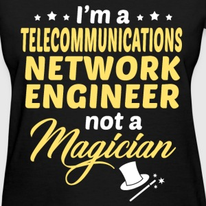 Telecommunications Network Engineer - Women's T-Shirt