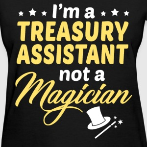 Treasury Assistant - Women's T-Shirt