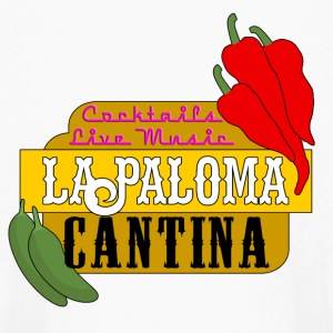 La Paloma Cantina - Kids' Long Sleeve T-Shirt