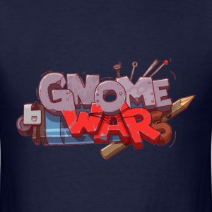 Gnome War - Men's T-Shirt