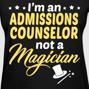 Admissions Counselor - Women's T-Shirt