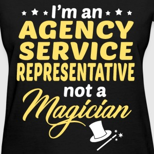 Agency Service Representative - Women's T-Shirt