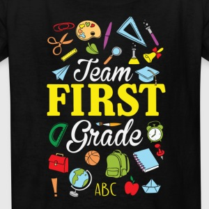 Team First Grade T-Shirt Kids' Shirts - Kids' T-Shirt