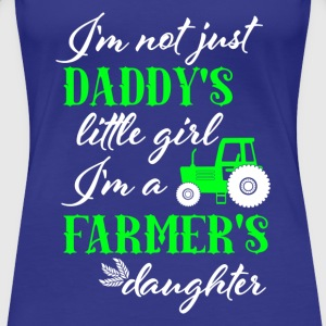 Farmers Daughter Design - Women's Premium T-Shirt