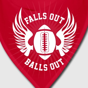 Falls out Balls out Caps - Bandana
