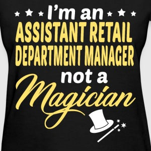 Assistant Retail Department Manager - Women's T-Shirt