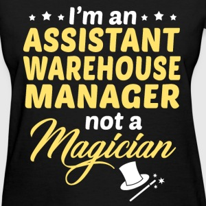 Assistant Warehouse Manager - Women's T-Shirt