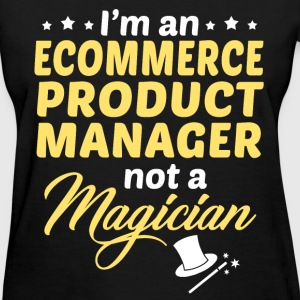 Ecommerce Product Manager - Women's T-Shirt