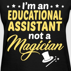 Educational Assistant - Women's T-Shirt