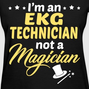 EKG Technician - Women's T-Shirt