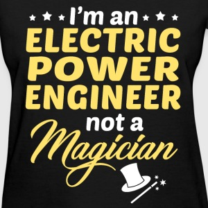 Electric Power Engineer - Women's T-Shirt