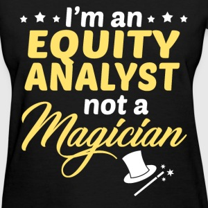 Equity Analyst - Women's T-Shirt