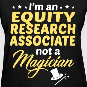 Equity Research Associate - Women's T-Shirt