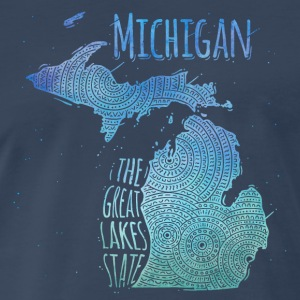 Michigan T-Shirts - Men's Premium T-Shirt