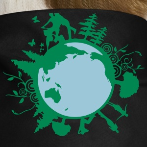 earth day family Other - Dog Bandana