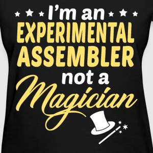 Experimental Assembler - Women's T-Shirt