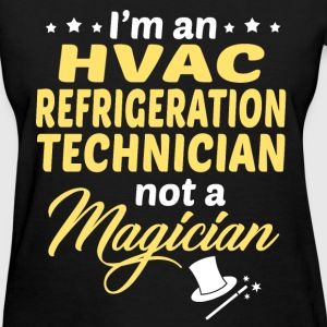 HVAC Refrigeration Technician - Women's T-Shirt