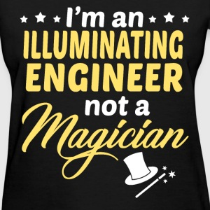 Illuminating Engineer - Women's T-Shirt