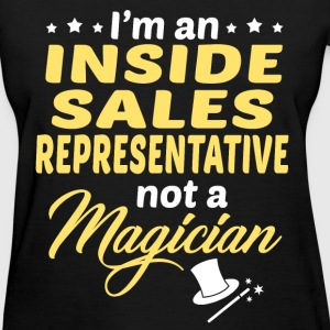 Inside Sales Representative - Women's T-Shirt