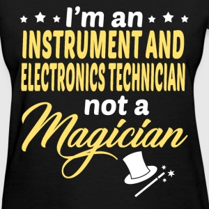 Instrument and Electronics Technician - Women's T-Shirt