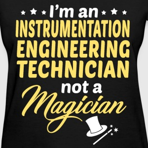 Instrumentation Engineering Technician - Women's T-Shirt