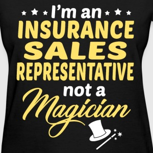 Insurance Sales Representative - Women's T-Shirt