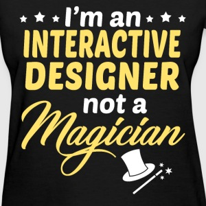 Interactive Designer - Women's T-Shirt