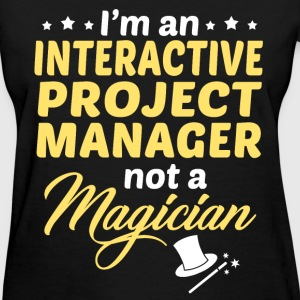Interactive Project Manager - Women's T-Shirt