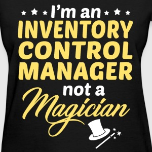 Inventory Control Manager - Women's T-Shirt
