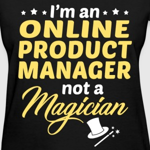 Online Product Manager - Women's T-Shirt