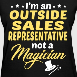 Outside Sales Representative - Women's T-Shirt