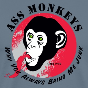 Ass Monkeys - Men's Premium T-Shirt