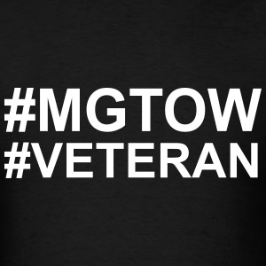 MGTOW VETERAN  T-Shirts - Men's T-Shirt