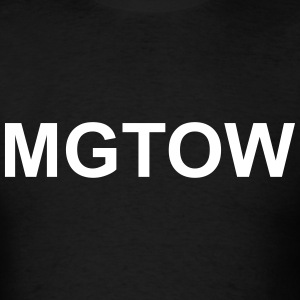 Men Go Their Own Way - MGTOW T-Shirts - Men's T-Shirt