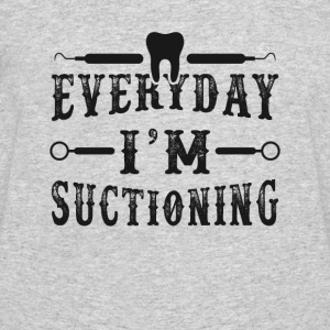 Everyday Suctioning T-Shirts - Men's 50/50 T-Shirt