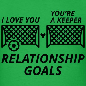 Relationship Goals - Men's T-Shirt