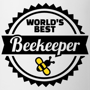 Beekeeper Mugs & Drinkware - Coffee/Tea Mug